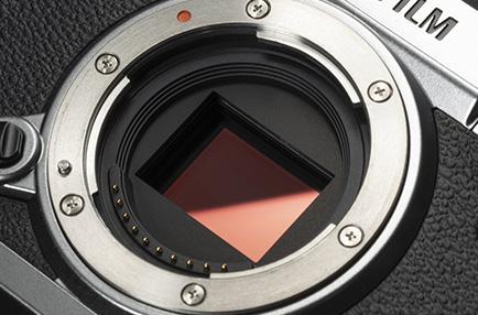 Fujifilm X-T3 APS-C čip