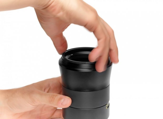 Manfrotto Xume, lens adapter, 82 mm