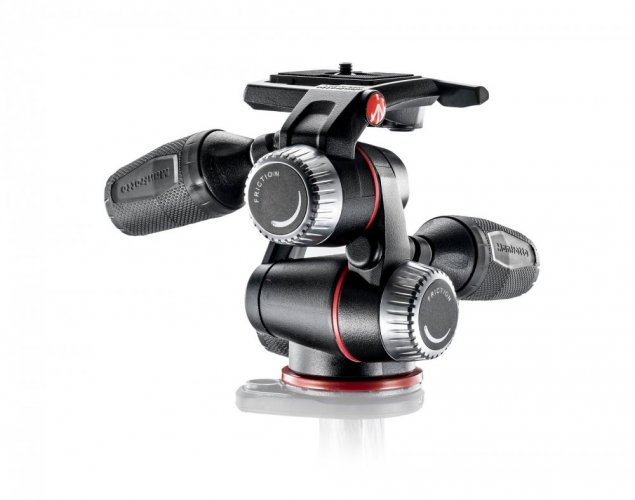 Manfrotto X-PRO 3-WAY HEAD