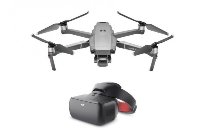 DJI Mavic 2 PRO + DJI Goggles Racing Edition