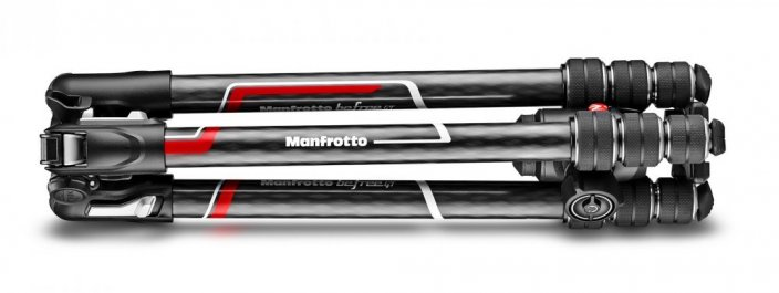 Manfrotto Befree GT Carbon tripod