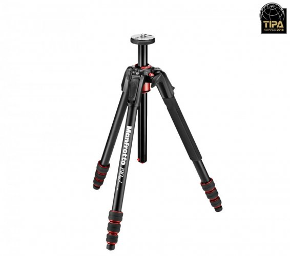 Manfrotto 190 GO! ALU 4 SEC TRIPOD MS