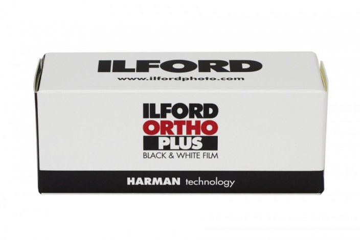 Ilford Ortho Plus 80/120