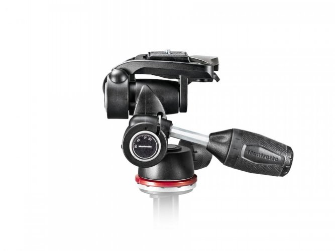 Manfrotto ADAPTO 3 WAY HEAD RC2