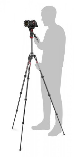 Manfrotto Befree Live Carbon tripod