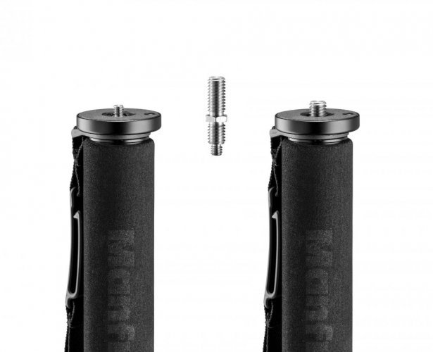 Manfrotto Element Monopod Black Alu