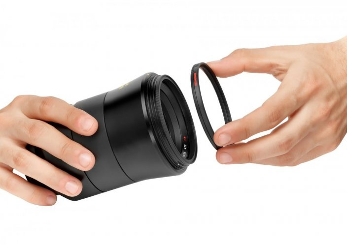 Manfrotto Xume, filter holder, 82 mm