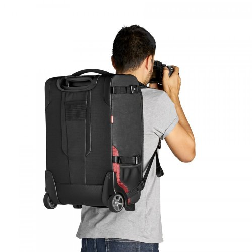 Manfrotto Pro Light Reloader Switch-55 carry-on camera roller bag