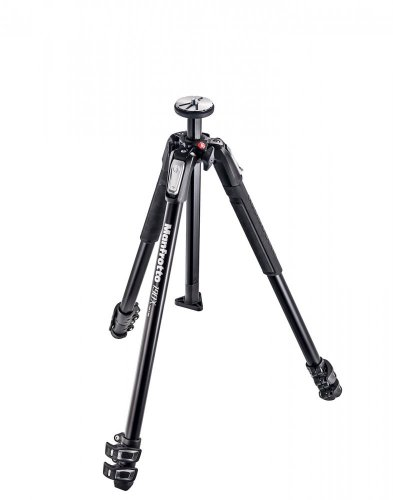 Manfrotto 190X ALU 3 SECTION TRIPOD