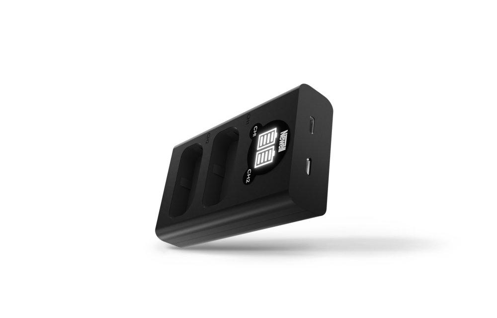 Newell DL-USB-C duální nabíječka NP-W235
