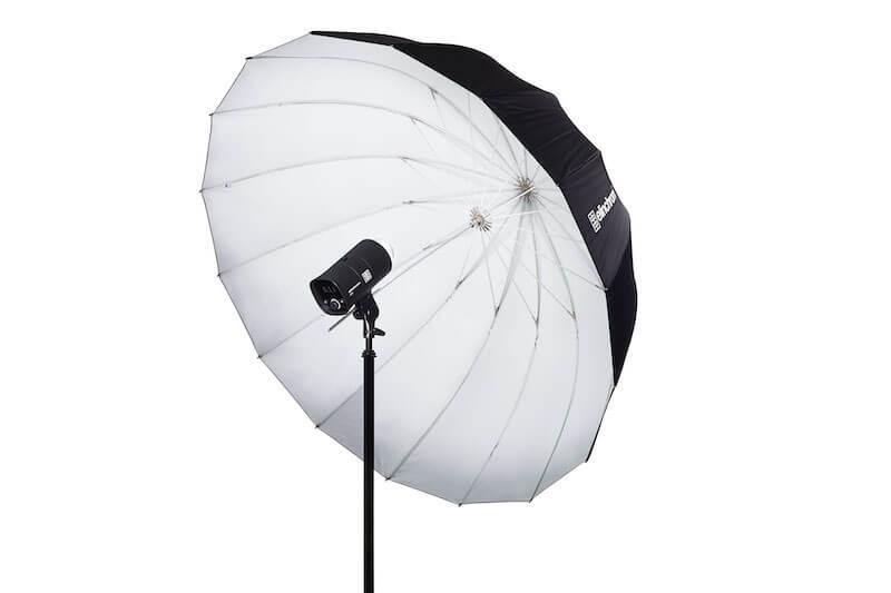 elinchrom one w umbrella