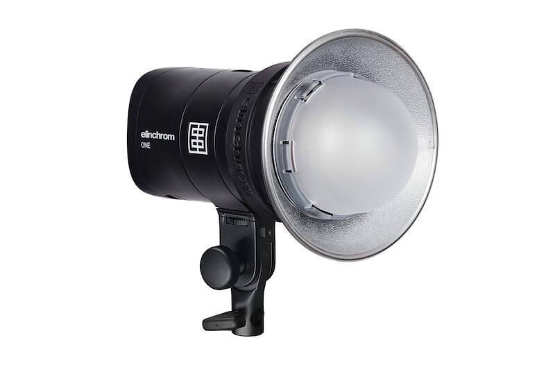 elinchrom one w ocf wide reflector 16cm w dome